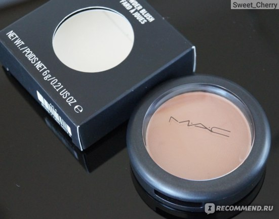 Powder Blush MAC Harmony