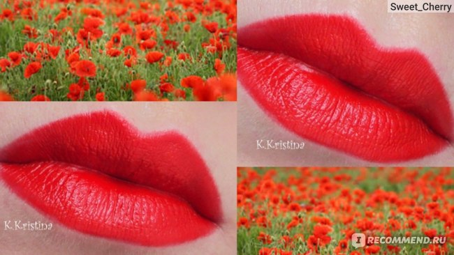 Губная помада MAC Lipstick Amplified  фото