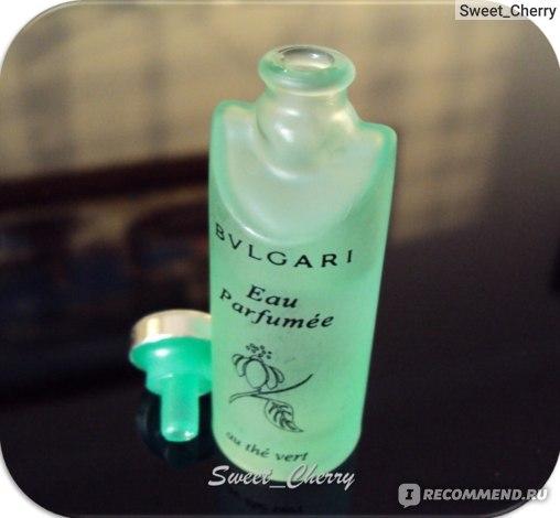 Bvlgari  Eau Parfumee au The Vert  фото