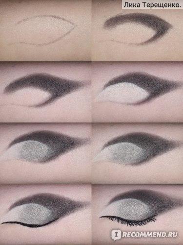 Тени для век Ka Cayla Aliexpress 8 Color Eyeshadow фото