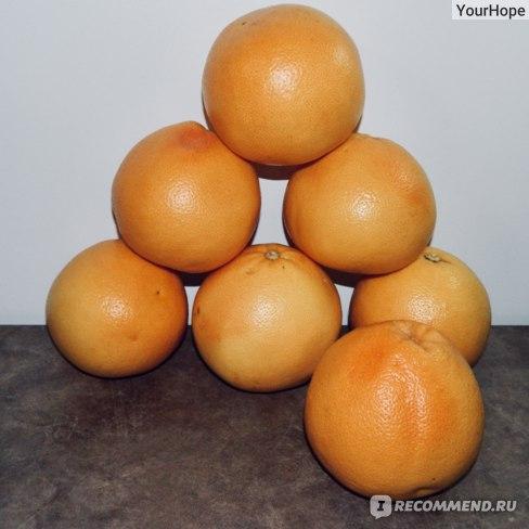 Фрукты Грейпфрут фото