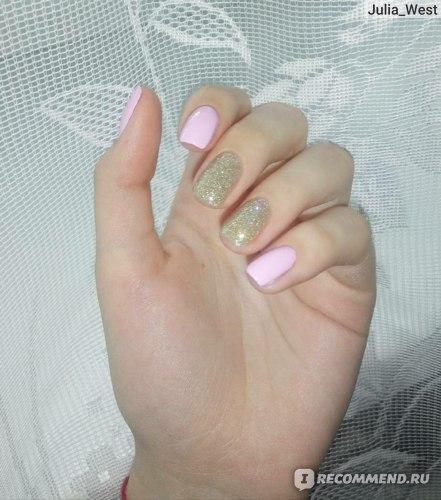 Покрытие ногтей гель-лаком в салоне
