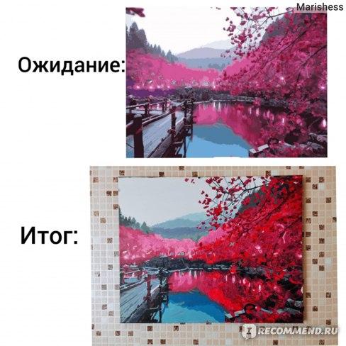 Картина по номерам OZ