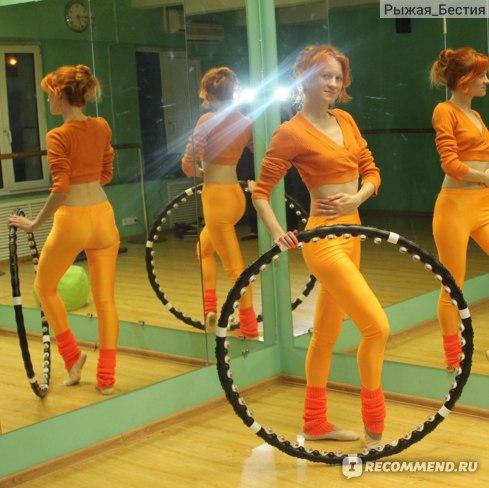 Массажный обруч Bradex  Health and Fitness - Professional фото