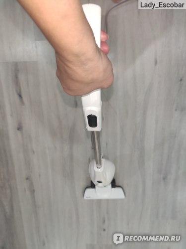 Вертикальный пылесос Xiaomi Deerma Vacuum Cleaner DX118C фото