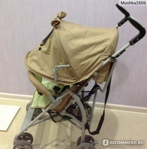 Коляска - трость Baby Care Vento фото