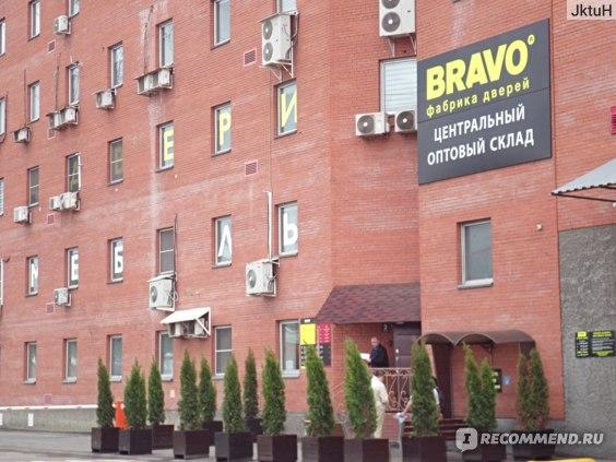 Фабрика дверей BRAVO  фото