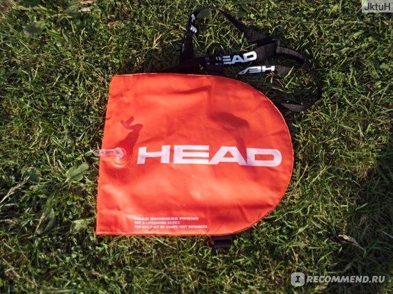 Буй безопасности HEAD с карманом фото