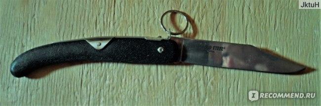 Нож Cold Steel Kudu складной фото