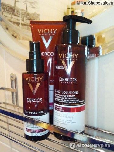 Сыворотка для роста волос Vichy Dercos Densi-Solutions фото