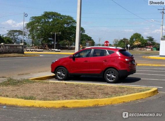 Наши никарагуанские колеса