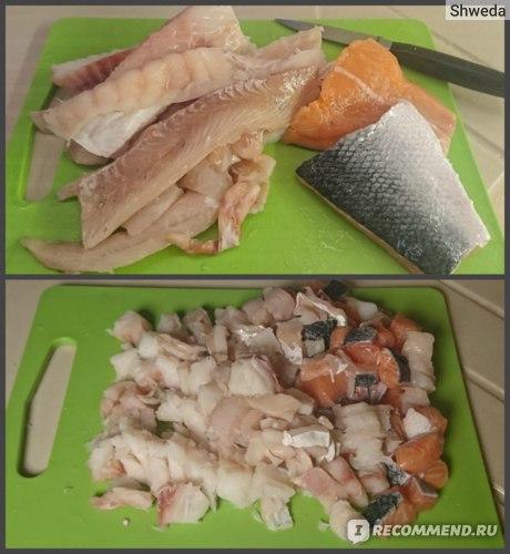 Ассорти для рыбного рагу