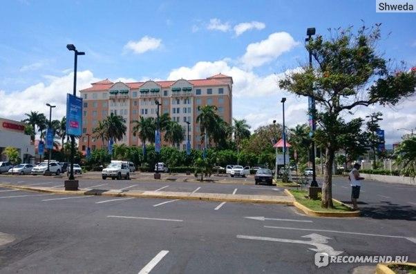 Отель Интерконтиненталь в Манагуа
