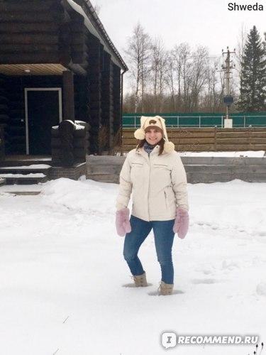 Прогулки по глубокому снегу
