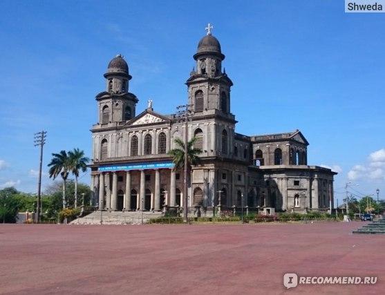 Старый кафедральный собор, Никарагуа