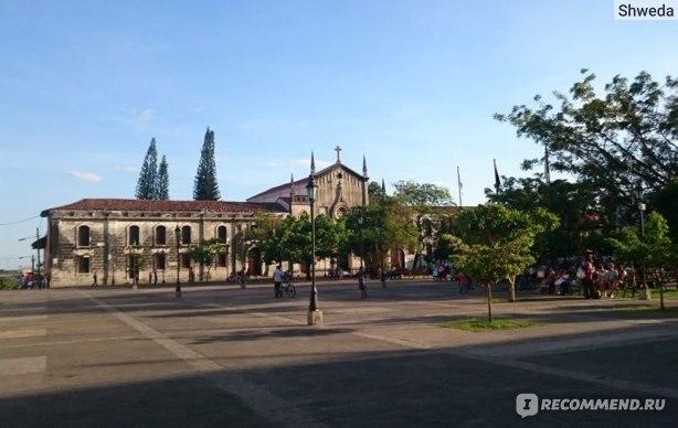 Леон, центр города