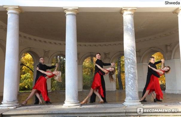 Школа танцев Сергей Шибанова укрепляет семейные отношения