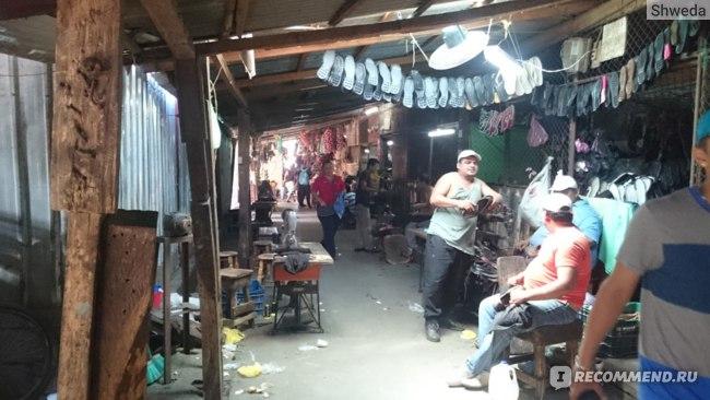 Пошив обуви на рынке Катарины