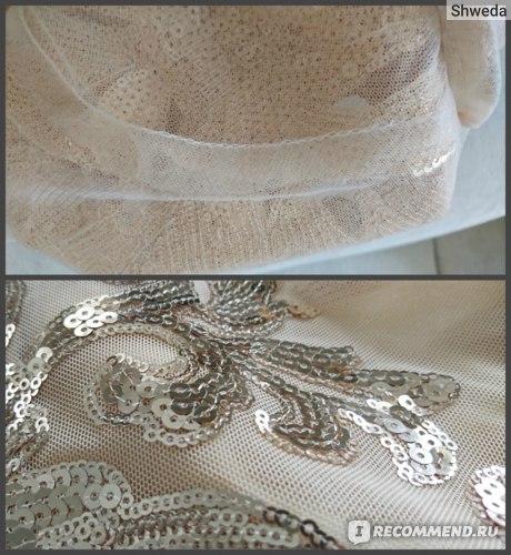 Бальное платье Али Экспресс отзывы