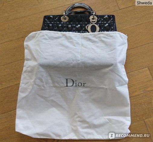 Пыльник сумки Dior