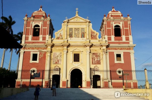 Кафедральный собор в Леоне