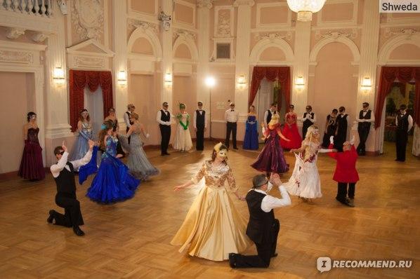 Бал в Санкт-Петербурге