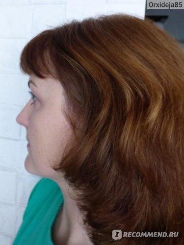 Волосы через 6 недель (после стрижки)