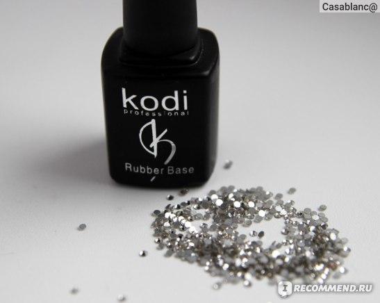 Каучуковая основа для ногтей Kodi