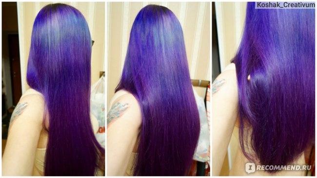 13 января — демонстрируют гладкость волос и вымытый цвет