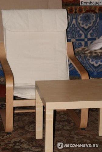 Кресло Уппсала Uppsala IKEA фото