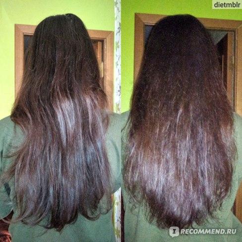 Маска-бальзам для волос Аванта Пантенол EVO