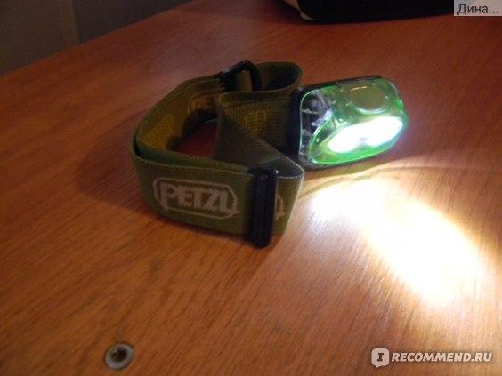 Фонарь налобный Petzl светодиодный Tikkina 2 фото