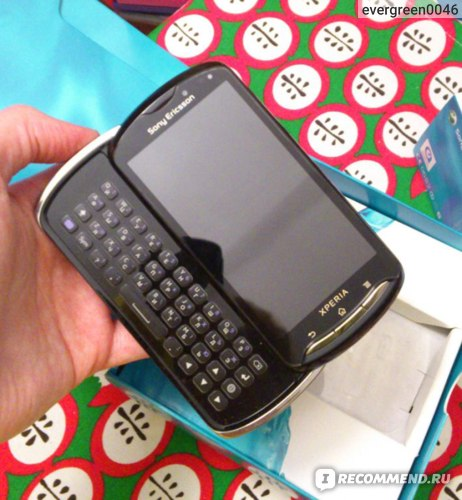 Sony Ericsson MK16i XPERIA pro  фото