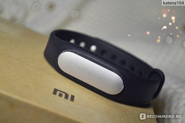Фитнес-браслет Xiaomi Mi Band 1S фото