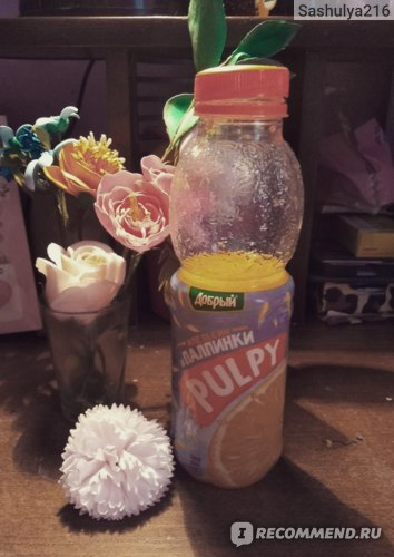 Сок Добрый Pulpy фото