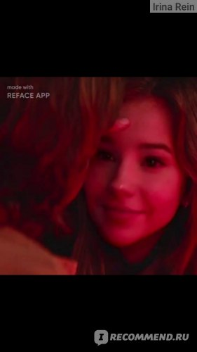 Компьютерная программа REFACE: face swap videos