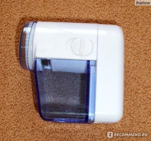 Машинка для удаления катышков Buyincoins Fuzz Fabric Remover Sweater Clothes Shaver Pill Lint фото