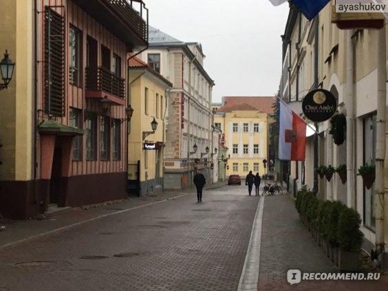 Тарту. Старый город