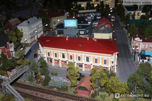 Музей «Гранд Макет Россия», Санкт-Петербург фото