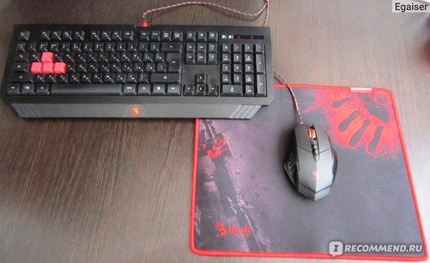 Коврик для мыши A4Tech Bloody B-081 фото