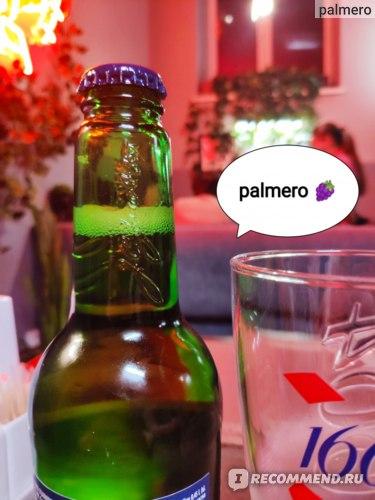 Безалкогольное пиво Carlsberg  Non Alcoholic (Alcohol free 0,5%) фото