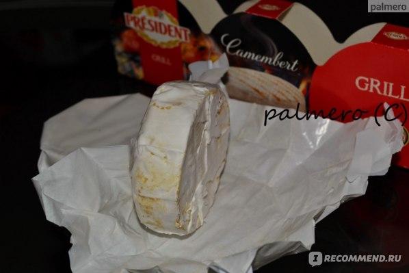 Сыр President Camembert Grill фото