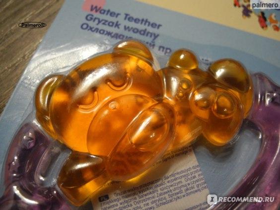 Прорезыватель охлаждающий водный  Canpol babies Спящий медвежонок Cat. no. 2/242 фото