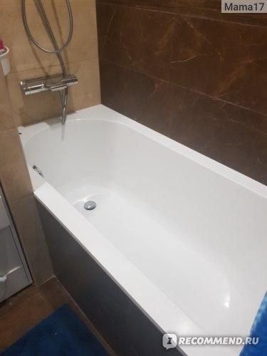 Квариловая ванна Villeroy&Boch Oberon фото