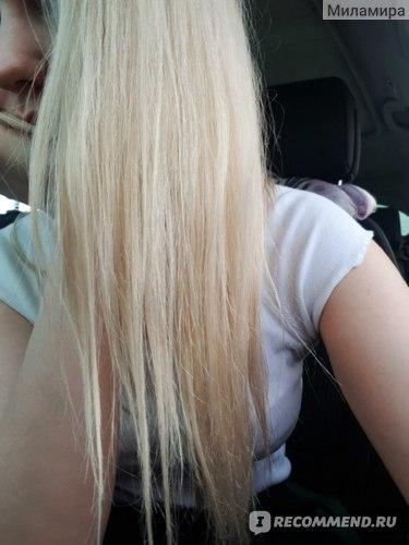 Невесомое масло для волос Gliss kur Oil Nutritive 150мл фото