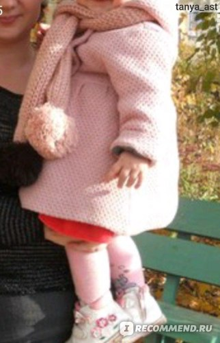 Пальто AliExpress  Baby girls overcoat Coat Sweatercoat Kids Outerwear Baby Outfits Girls' Clothing фото