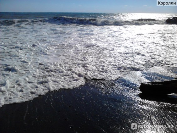 Якорная щель (г.Сочи) фото