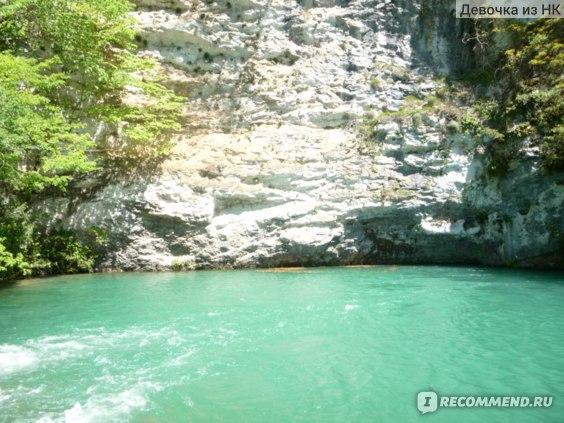 Озеро Рицца!