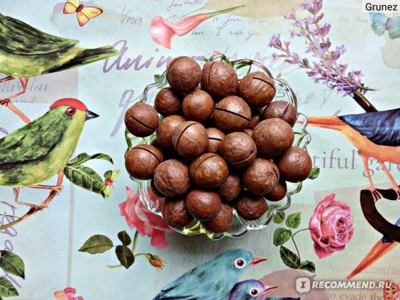 Орехи Макадамия фото