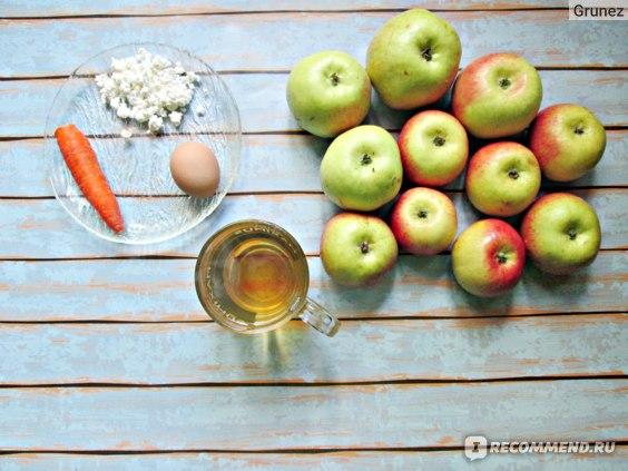 Тибетская диета на яблоках